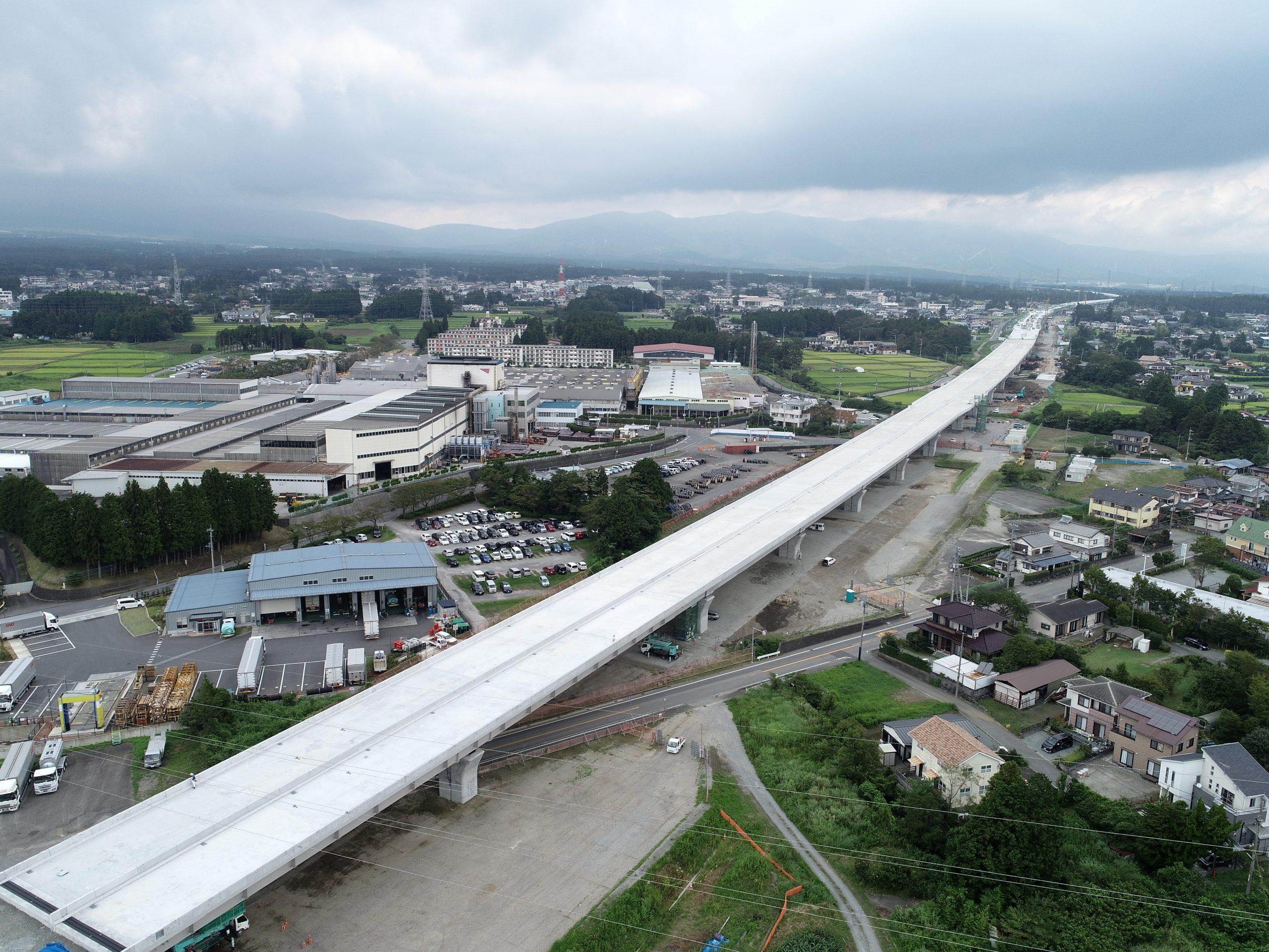 杉名沢第二高架橋
