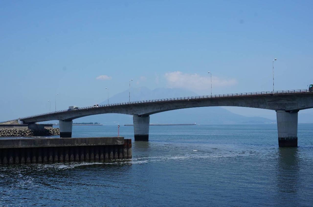 谷山臨海大橋 4径間連続箱桁橋