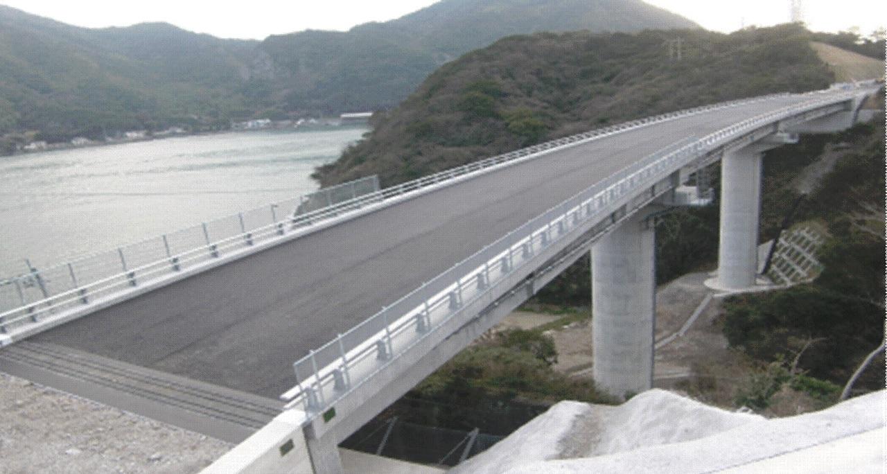 登立2号橋 3径間連結T桁橋