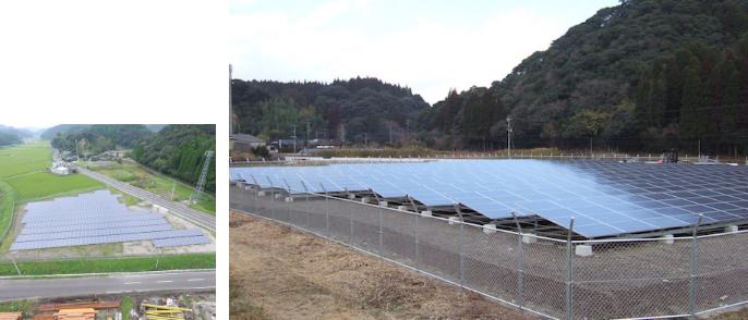 陽成太陽光発電所