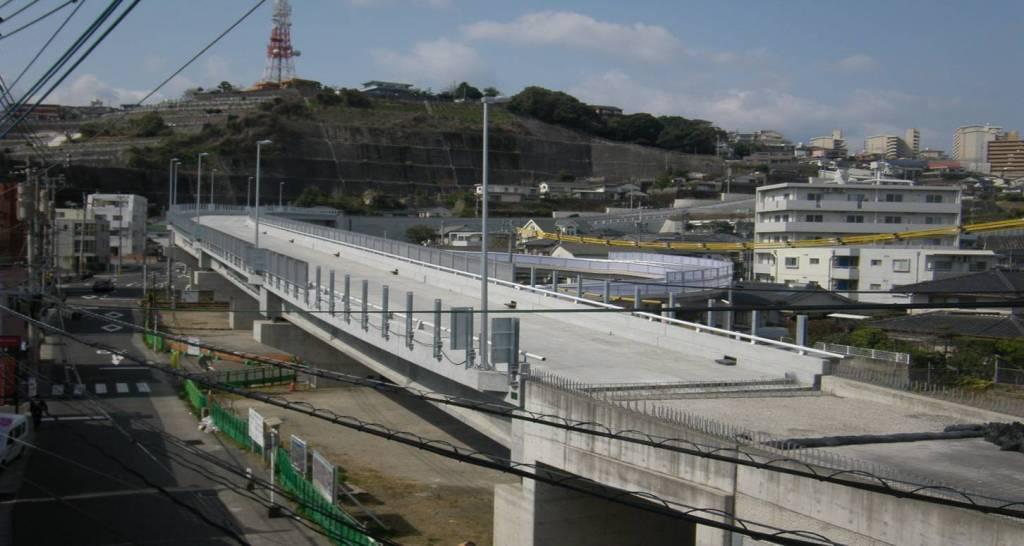 高麗通線1号橋